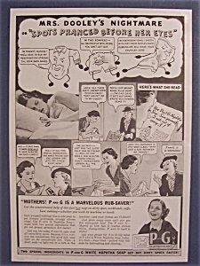 1936  P  And  G  White  Naptha  Soap (Image1)