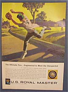 Vintage Ad: 1963  U. S. Royal Master (Image1)
