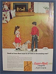 1964  Evans - Black  Carpets (Image1)
