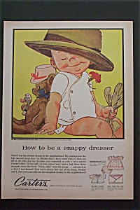 1957 Carter's Snap T Shirts with Baby Dressed Snappy (Image1)