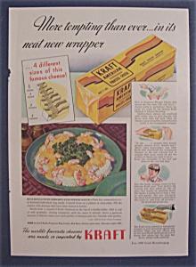 1940  Kraft  American  Cheese (Image1)