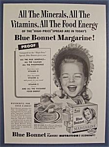 1955  Blue  Bonnet  Margarine (Image1)
