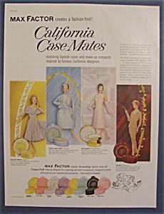 1960  Max  Factor  California  Case - Mates (Image1)
