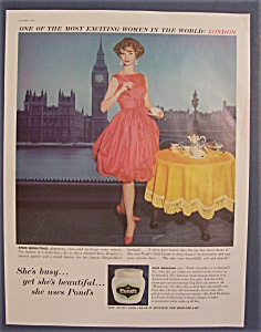 1960  Pond's  Cold  Cream with  Enid  Boulting (Image1)