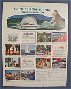 Vintage Ad: 1960 Southern California Spectacular '60 (Image1)