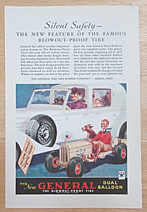 1934 General Dual Balloon Tire with Boy Driving Go Kart (Image1)