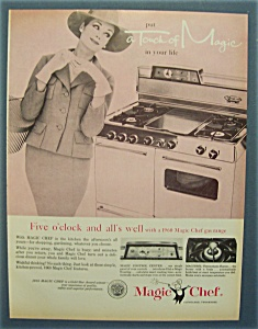 1960  Magic  Chef  Gas  Range (Image1)
