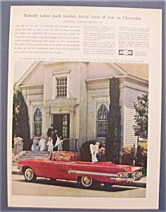 1960  Chevrolet  Impala  Convertible (Image1)