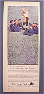 1961  Alexander  Smith  Carpets  &  Rugs (Image1)
