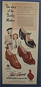 1947  Red  Goose  Shoes  For  Boys  &  Girls (Image1)