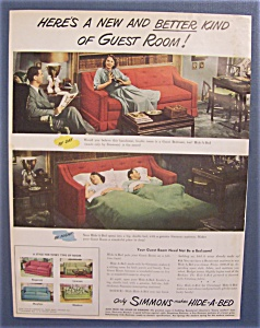 1948  Simmons  Hide - A - Bed (Image1)