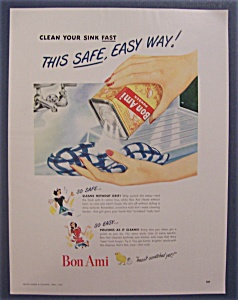 1948  Bon  Ami  Powder  Cleanser (Image1)
