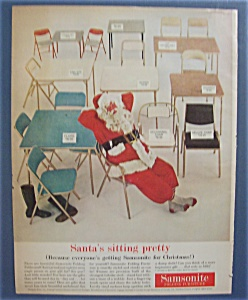 1961 Samsonite Folding Furniture
