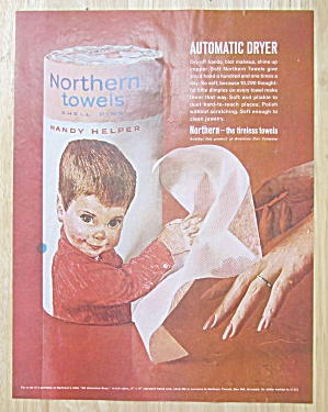 1962 Northern Towels with Handy Helper (Image1)