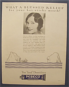 1931  Pebeco  Tooth  Paste (Image1)