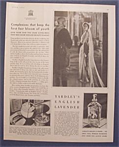 1931  Yardley's  English  Lavender (Image1)