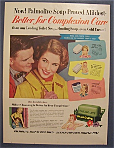 1954  Palmolive  Soap (Image1)