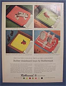 1954  Rubbermaid  Drainboard  Trays (Image1)