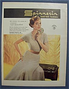 1954  Spinnerin  Yarn (Image1)