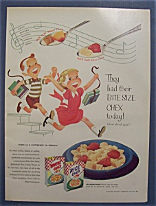 1954  Bite  Size  Chex  Cereal (Image1)