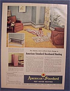 1954  American - Standard  Hot  Water  Heating (Image1)