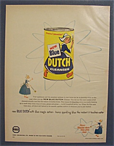 1957  New  Blue  Dutch  Cleanser (Image1)