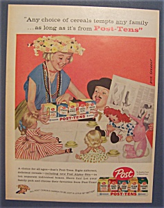 1958 Post - Tens Variety Pack By Dick Sargent