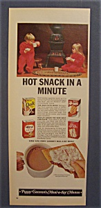 1970 Nestle Quik & Pop Tarts