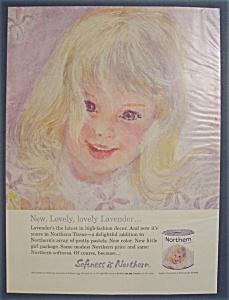 Vintage Ad: 1963 Northern Tissue (Image1)