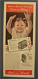 1940  Bell  &  Howell  Filmo (Image1)