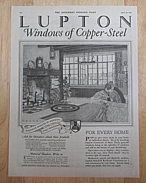 1926 Lupton Windows with Copper Steel Windows  (Image1)