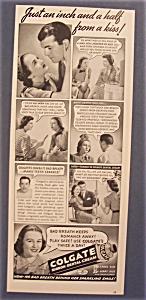 1940  Colgate  Ribbon  Dental  Cream (Image1)