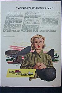 1943 Nash/Kelvinator with Woman in Military Uniform (Image1)