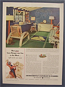 1940  Armstrong's  Linoleum  Floors (Image1)