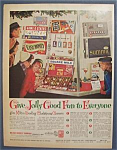 1962  Milton  Bradley  Games (Image1)