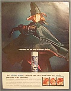 1965  Hidden  Magic  Hair  Spray (Image1)