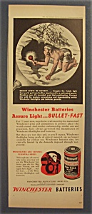 1943 Winchester Batteries
