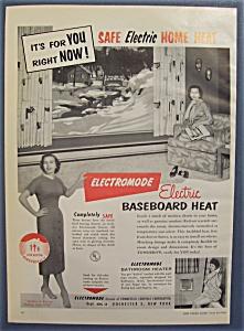 1959  Electromode  Electric  Baseboard  Heat (Image1)