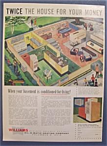 1959  Williams  Oil - O - Matic  Heating (Image1)