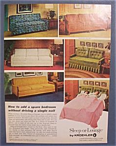 1965  Sleep - Or - Lounge  By  Kroehler (Image1)
