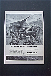 1943 Autocrat with Truck Shooting with Soldiers  (Image1)