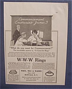 1916  W - W - W  Rings (Image1)