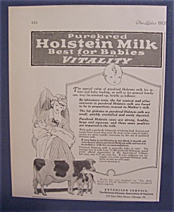 1923  Holstein  Milk (Image1)