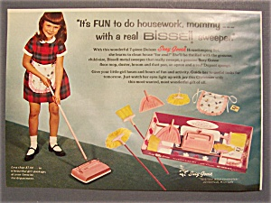 1965 Susy Goose Deluxe Housekeeping Set