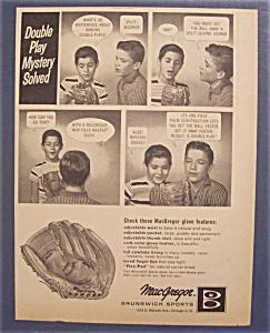 1962  MacGregor  Baseball  Glove (Image1)