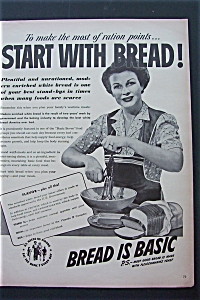 1943 Bread Is Basic