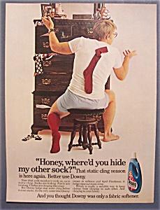 1974  Downy  Fabric  Softener (Image1)