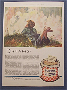 1931 Purina Chows By Eppensteiner