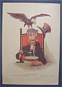 1917 Cream Of Wheat Cereal