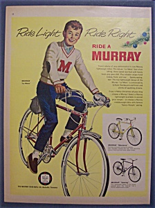 1964 Murray Le Mans Bicycle
